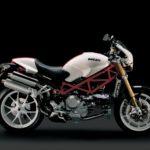 black white motorbikes