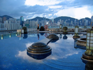 Harbour Plaza Swimming pool