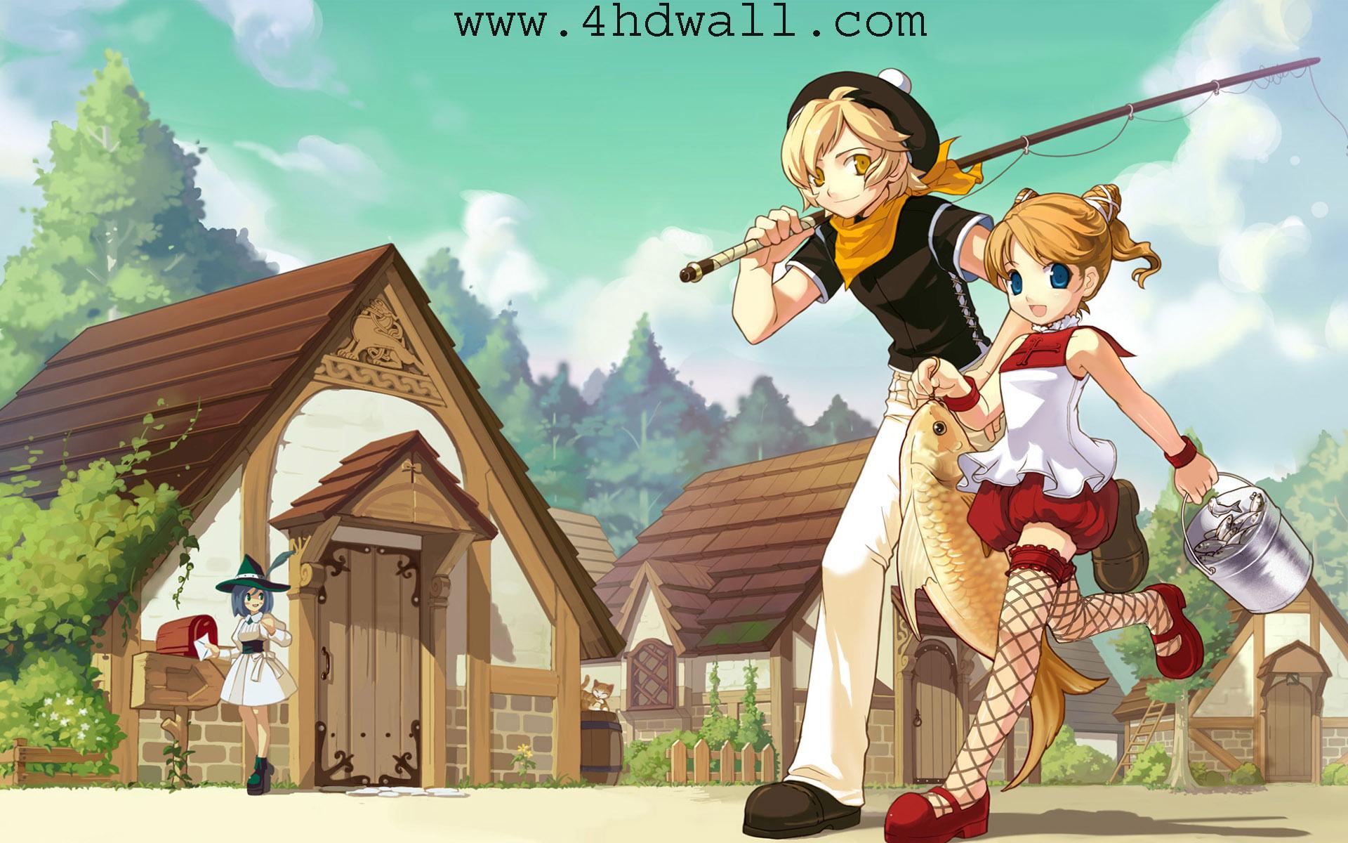 Cartoon hd children wallpapers