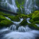 free waterfalls mobile wallpaper
